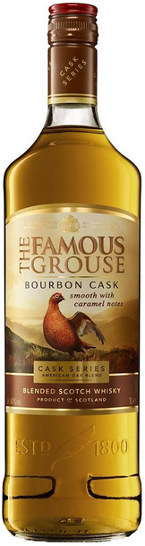 Famous Grouse Bourbon Cask Whisky 1L