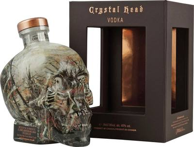 Crystal Head John Alexander Vodka 700ml w/ Gift Box
