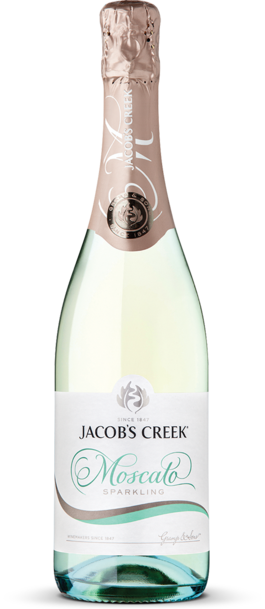 Jacob's Creek Sparkling Moscato White Bottle