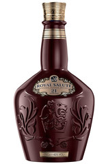 Chivas Regal Royal Salute 21 Years Old Ruby Flagon Bottle
