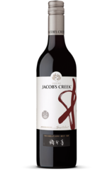 Jacob's Creek Wah Red Bottle