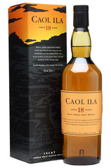 Caol Ila 18 Year w/Gift Box