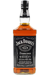 Jack Daniels Black Label 1L