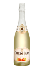 Cafe De Paris Peach Bottle