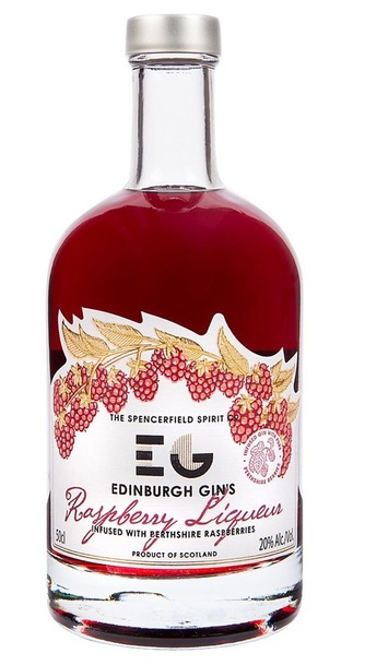 Edinburgh Gin Raspberry bottle