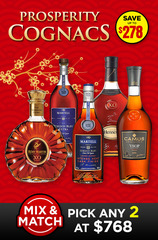 Prosperity Cognac Mix & Match