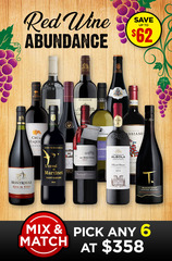 Red Wine Abundance Mix & Match