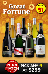Great Fortune Wine Mix & Match Bundle