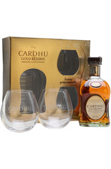 Cardhu Gold Reserve 700ml w/ 2 Glasses