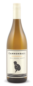 Cannonball Sonoma Country Chardonnay 2013 750ml