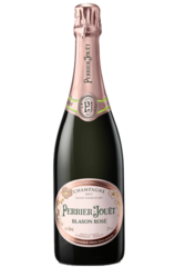 Perrier Jouet Blason Rose Brut Bottle