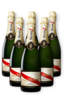 Gh mumm cordon rouge 6 pack