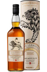 Lagavulin 9 year Game of Thrones w/ Gift Box