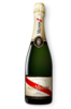 G h mumm cordon rouge nv bottle