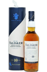Talisker 10 year 750ml w/ Gift Box
