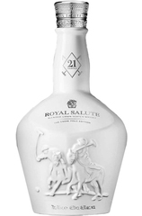 Chivas Royal Salute 21 year Snow Polo Edition 700ml w/ Gift Box