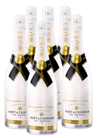 Moet chandon ice imperial 6 pack