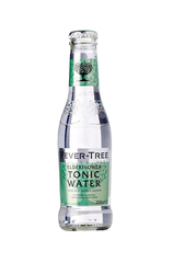 x 24 Fever-Tree Elderflower Tonic Water Bottle Case 200ml