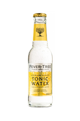 x 24 Fever-Tree Indian Tonic Water Bottle Case 200ml