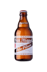 24 x San Miguel Steinie Pale Pilsen Beer Bottles Case 320ml