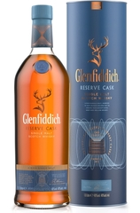 glenfiddich reserve cask 1l with gift box