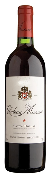 Château Musar Red 2001