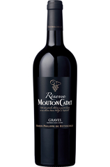 Mouton Cadet Reserve Graves Rouge 2015 750ml