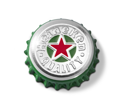 Heineken bottle cap