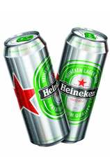24 x Heineken Beer Can Case