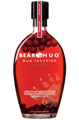 Bear Hug Rum Infusion Wild Berry 1L