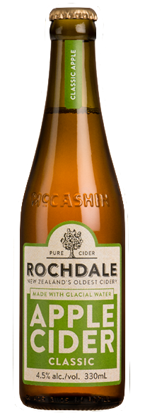 Rochdale Traditional Apple Cider Bottle 6 pack