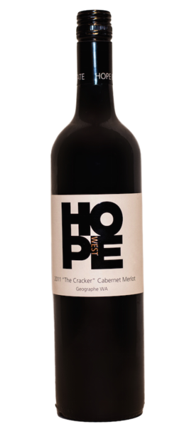 Hope Wa 'Cracker' Cabernet Merlot 2012