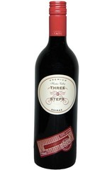 Hope Estate Three Steps Shiraz 2013 bottle