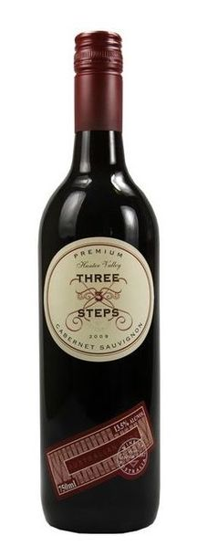 Hope Estate Three Steps Cabernet Sauvignon 2010 750ml