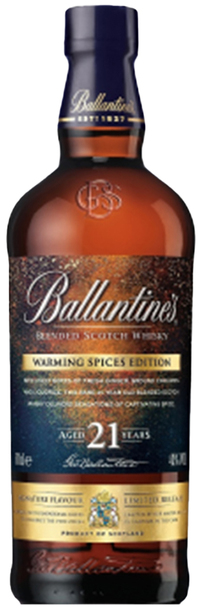 Ballantines 21 year Warming Spices 700ml