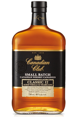 Canadian Club Small Batch Classic 12 Year 750ml