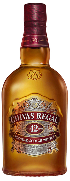 Chivas Regal 12 Year 750ml