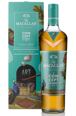 Macallan Concept No. 1 700ml w/Giftbox