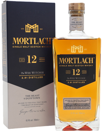 Mortlach 12 Year 750ml w/Gift Box