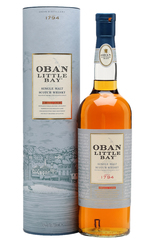 Oban Little Bay 1L w/Gift Box