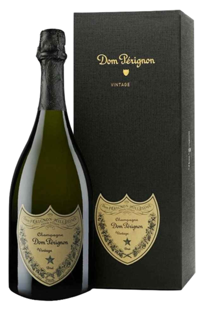 Dom Perignon 750ml w/Gift Box