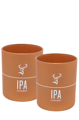Glenfiddich Copper IPA Glasses
