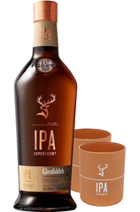 Glenfiddich IPA Experiment Single Malt Whisky 700ml w/ Gift Box & 2 Glasses