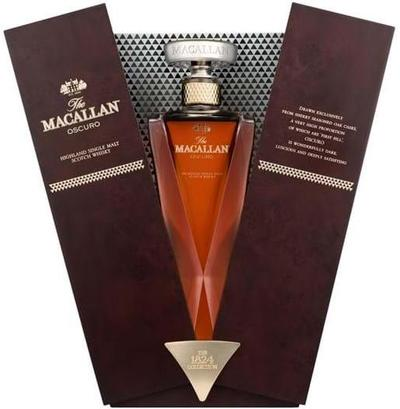 Macallan Oscuro 700ml with Gift Box