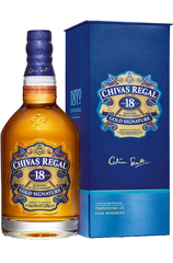 Chivas Regal 18 yr Whisky 1L w/ Gift Box