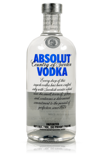 Absolut Blue 700ml