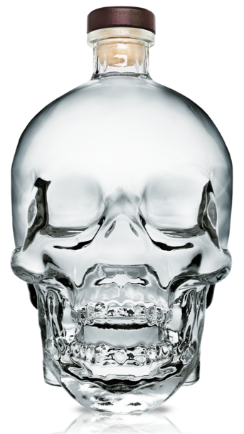 Crystal Head 750ml w/Gift Box 750ml