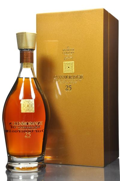 Glenmorangie 25 Year Quarter Century w/Gift Box 700ml