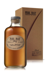 Nikka Pure Malt Black w/Gift Box