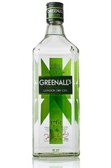 Greenall's London Dry Gin w/Giftbox and Glass